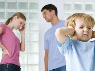 Что сказать ребенку при разводе вот
